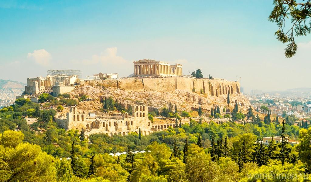 Отдых в Греции — Афины