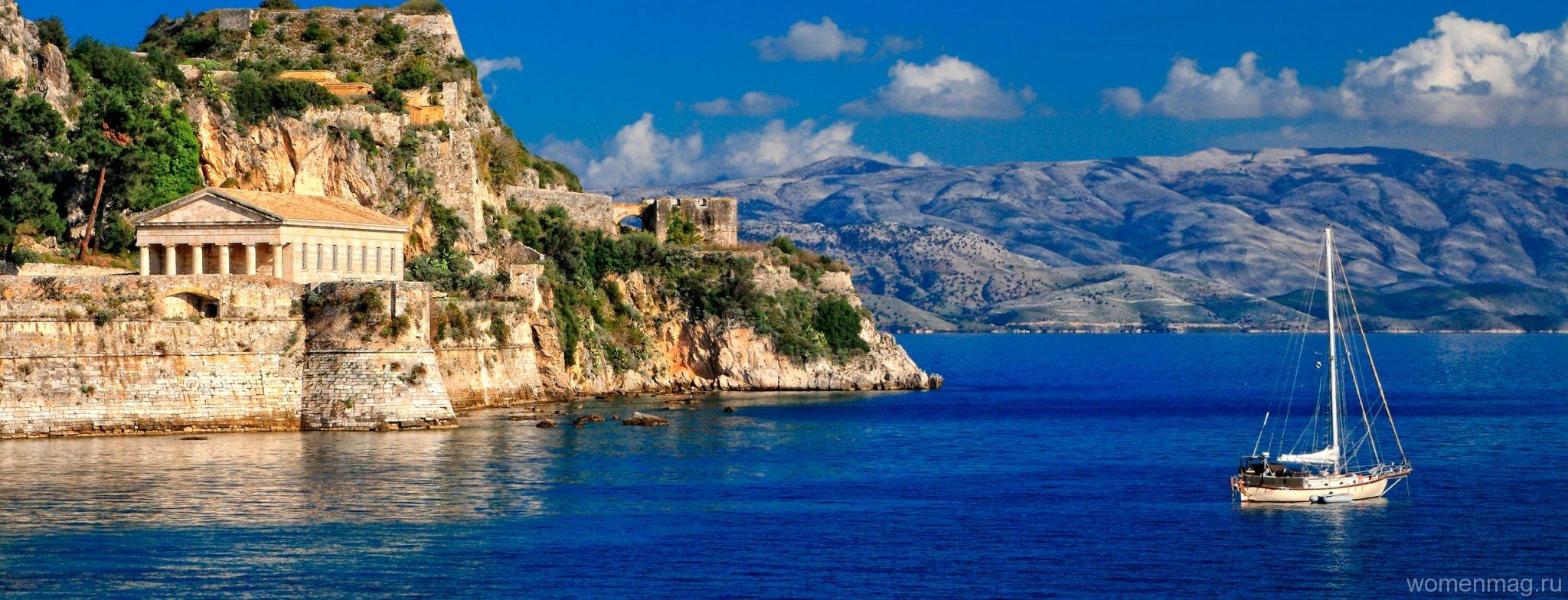 Отдых в Греции — Остров Корфу
