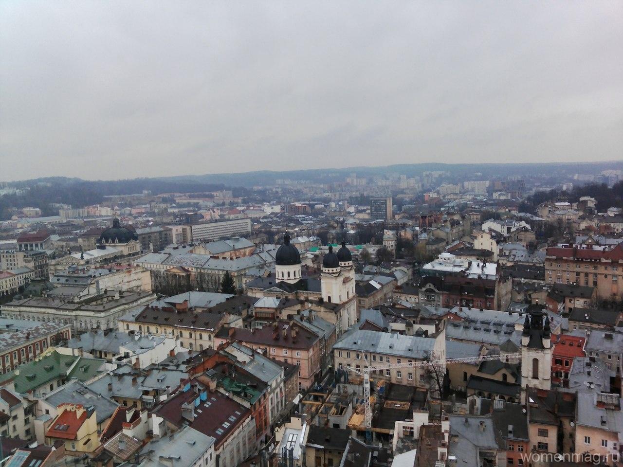 Достопримечательности старого Львова