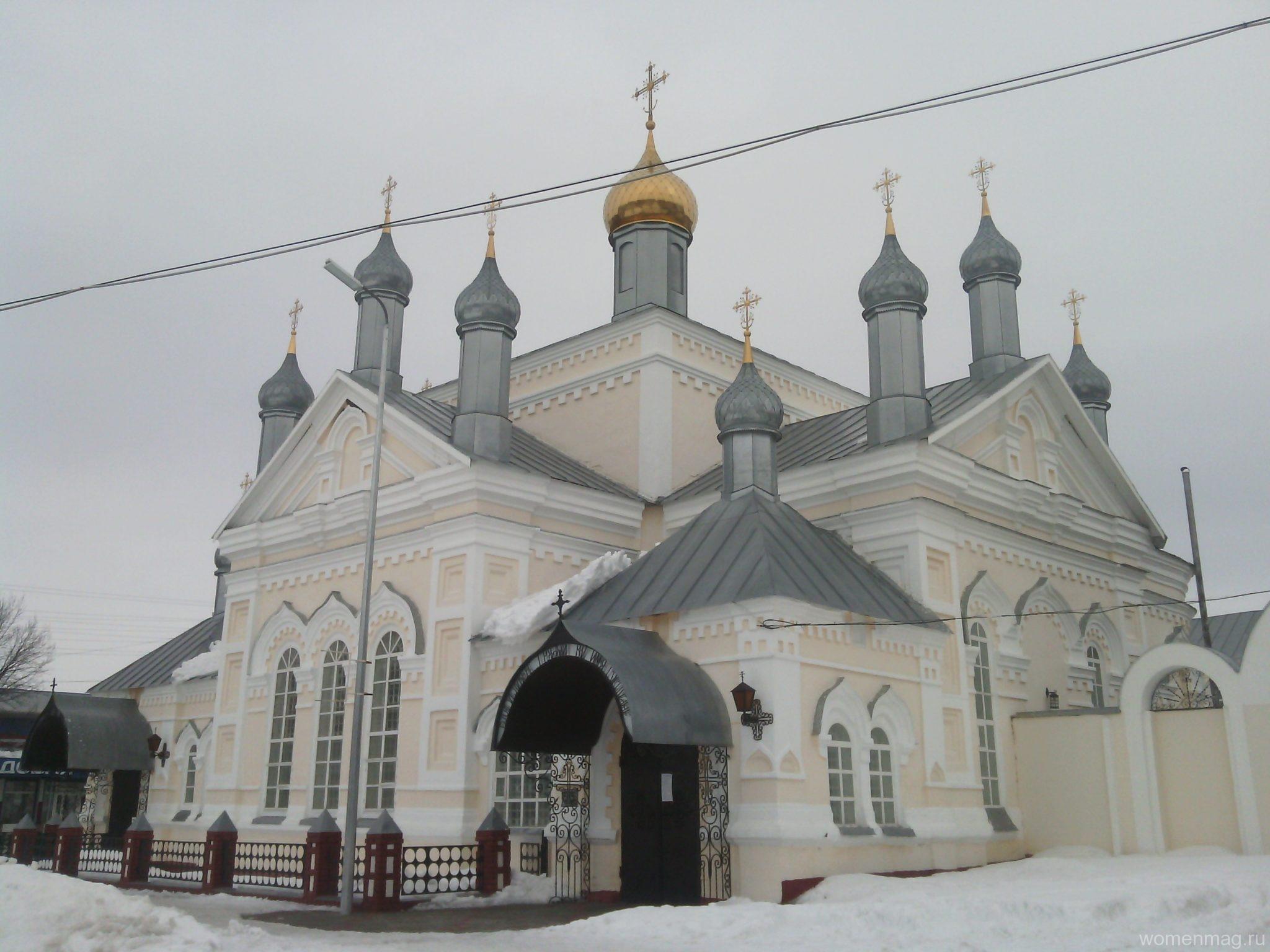 Свято-Ольгинский женский монастырь г. Инсар