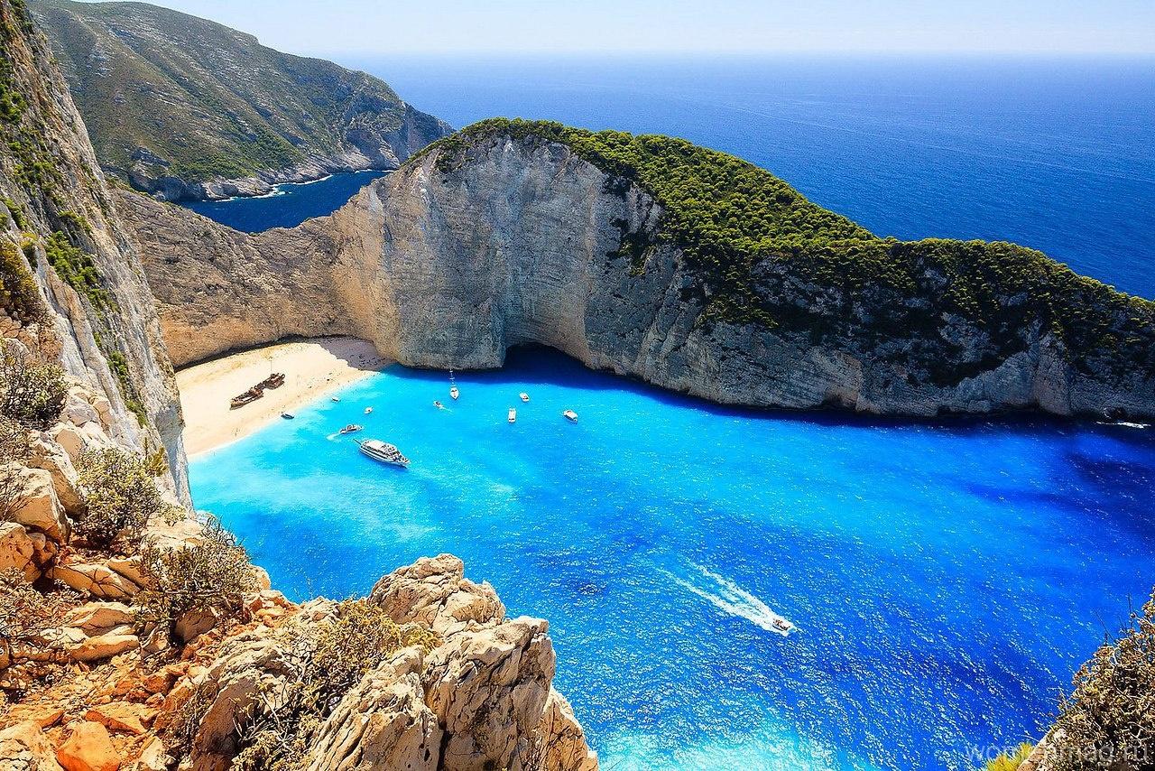 Отдых в Греции — остров Закинтос (Закинф)