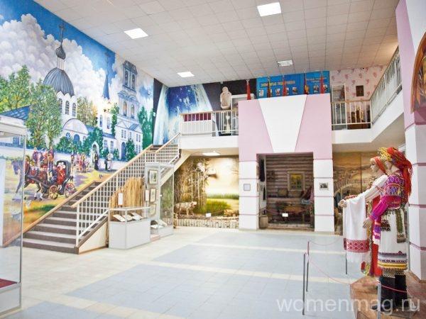 Краеведческий музей в Инсаре